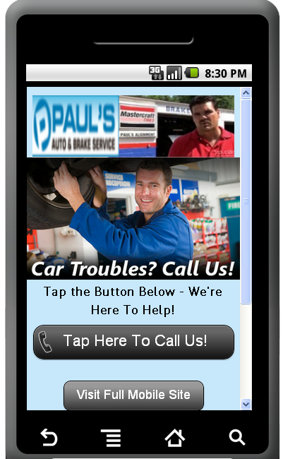 Download Pauls Alignment  Brake Repair Android App